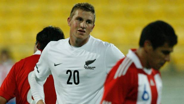 Chris Wood and the All Whites have to get past Peru in November to make the World Cup.