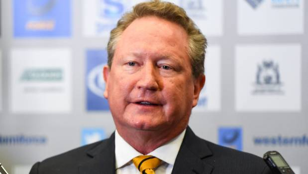 Andrew Forrest announces breakaway rugby competition following loss of Force