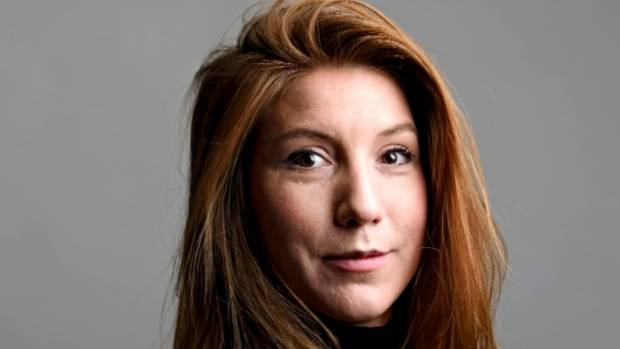 Kim Wall's headless body washed up in Copenhagen