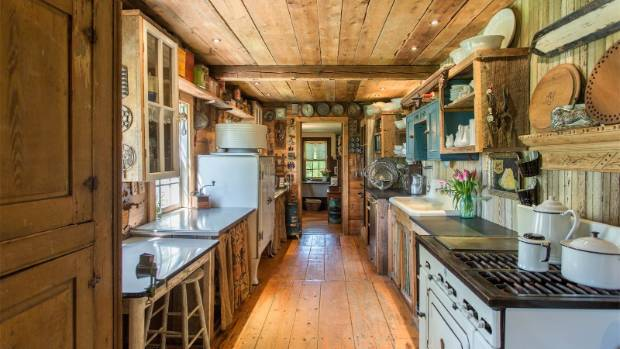 A rustic transformation of a rundown 240 year old new york for 18th century farmhouse interiors