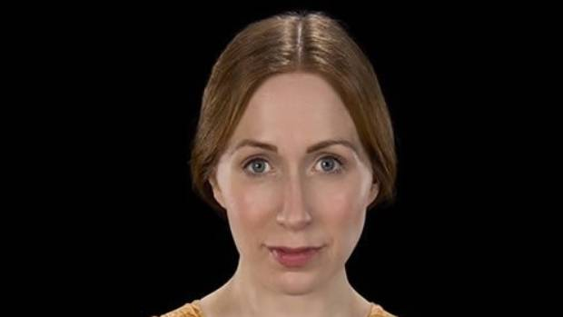 Rebecca Vaughan gives a remarkable performance as Jane Eyre.