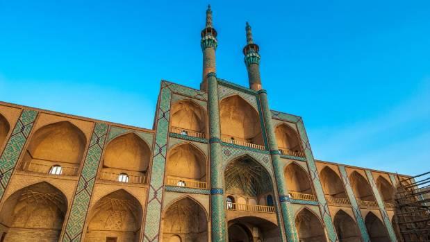 Amir Chakhmaq Mosque Complex, Yazd.