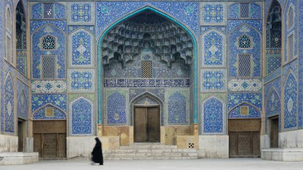 Iran is a treasure house for some of the most beautiful Islamic architecture on the planet