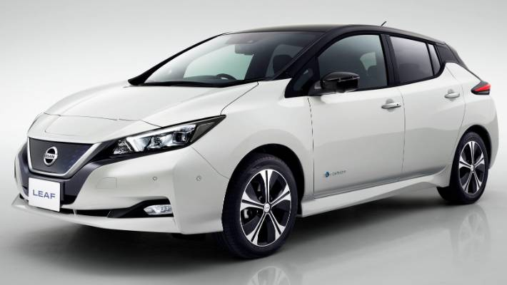 All New Nissan Leaf Unveiled With More Power And Bigger Range