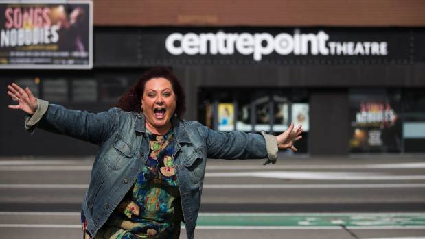 Kate Louise Elliot is embracing her new role as Centrepoint Theatre's general manager.