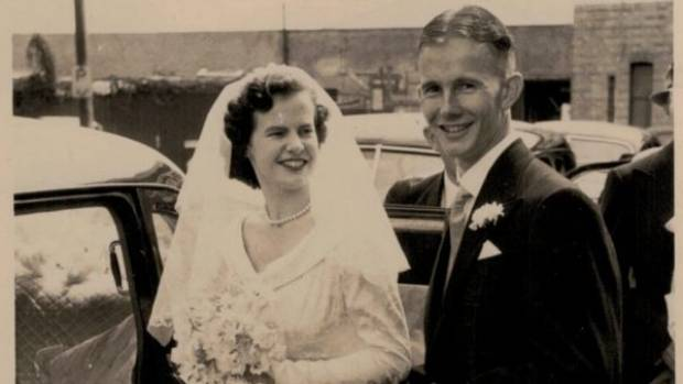 Auckland couple Madeleine and Kevin Feeney were married for 63 years and then died 30 hours apart.