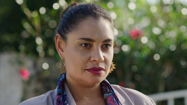 Nicole Whippy describes her Awkward Love character as 'a bit of a power house in a little bit of a psychopathic way'.