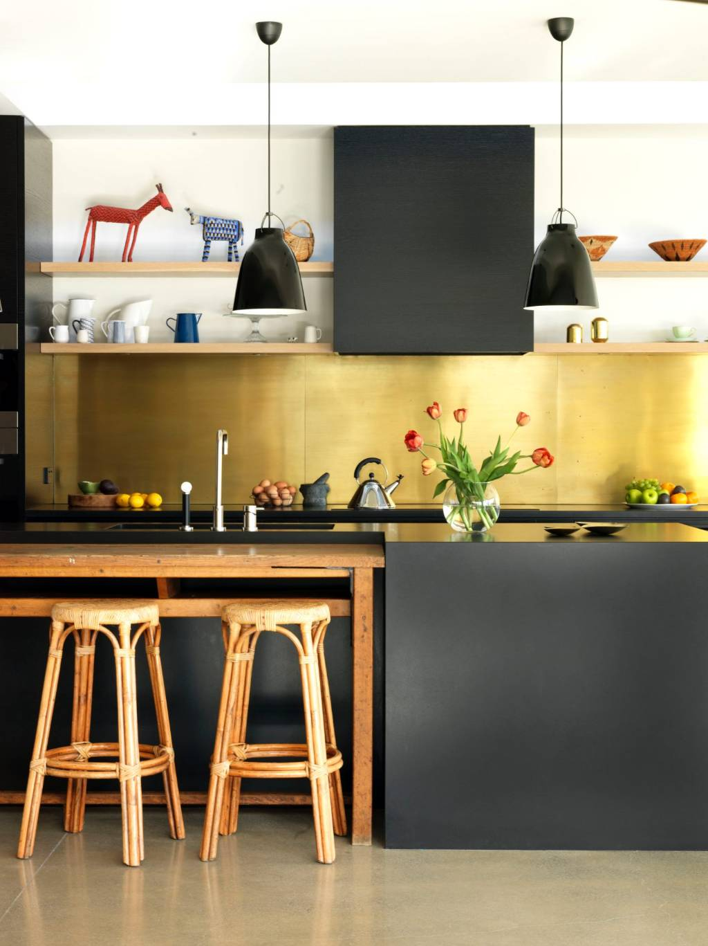 Six Cute Kitchen Splashback Ideas