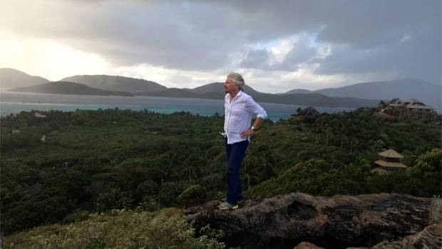 Richard Branson's private island 'completely devastated' by Hurricane Irma (PHOTOS, VIDEO)