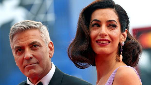 Amal Clooney has hinted that it's unlikely she and George will have more kids.