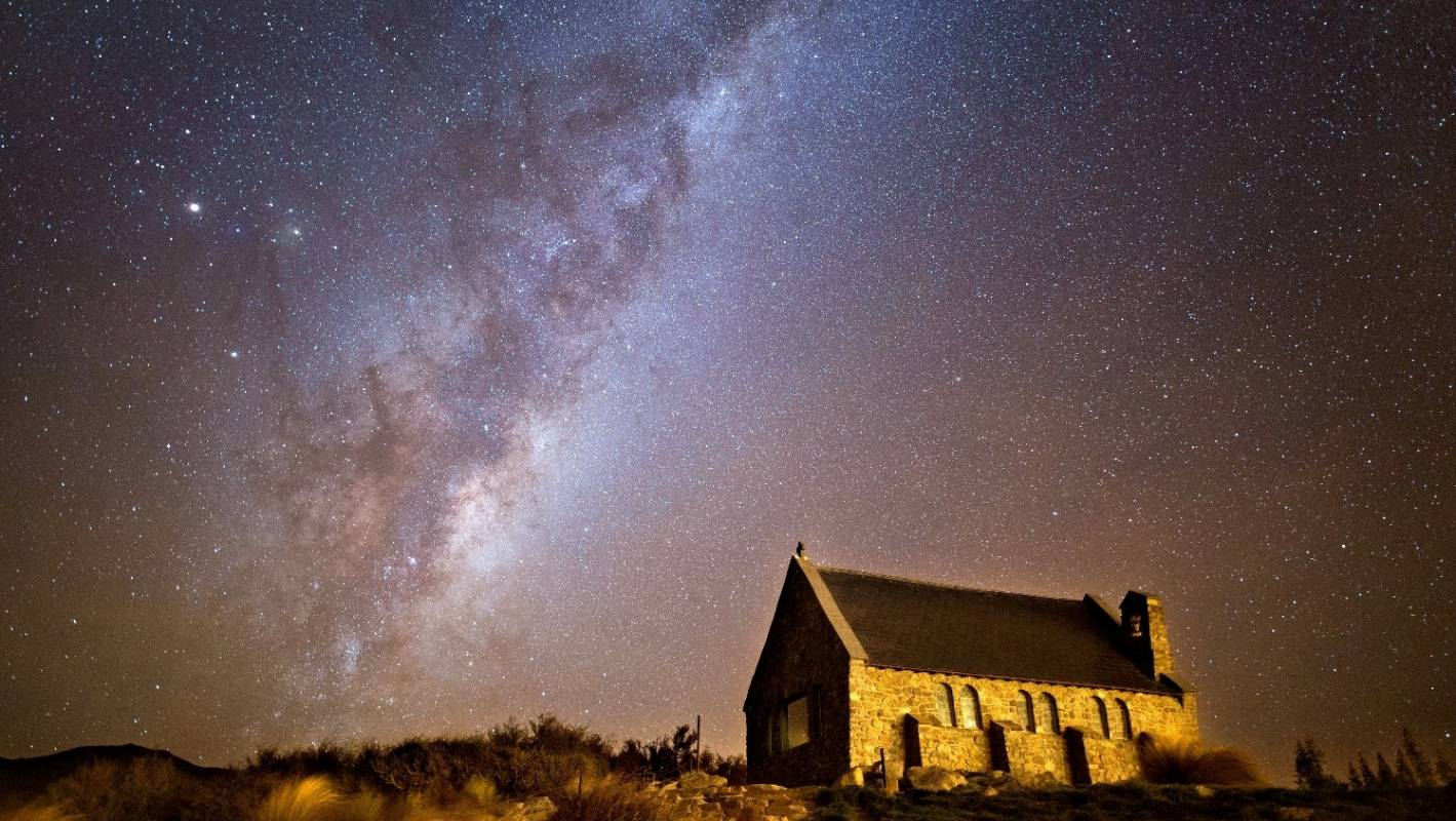 Where to go if    you like stargazing | Stuff co nz