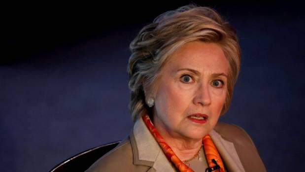 Hillary Clinton says Donald Trump's inaugural address was