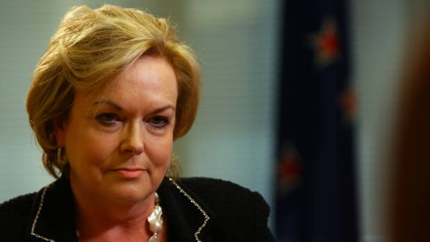 Revenue Minister Judith Collins denies the final, narrower approach to closing permanent-establishment loopholes will ...