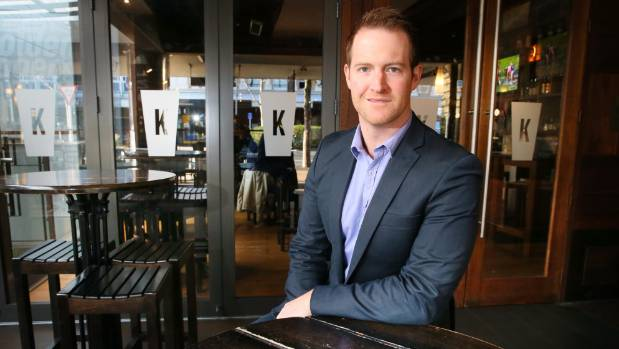 Restaurant owner John Lawrenson says there's a shortage of top chefs in Hamilton.