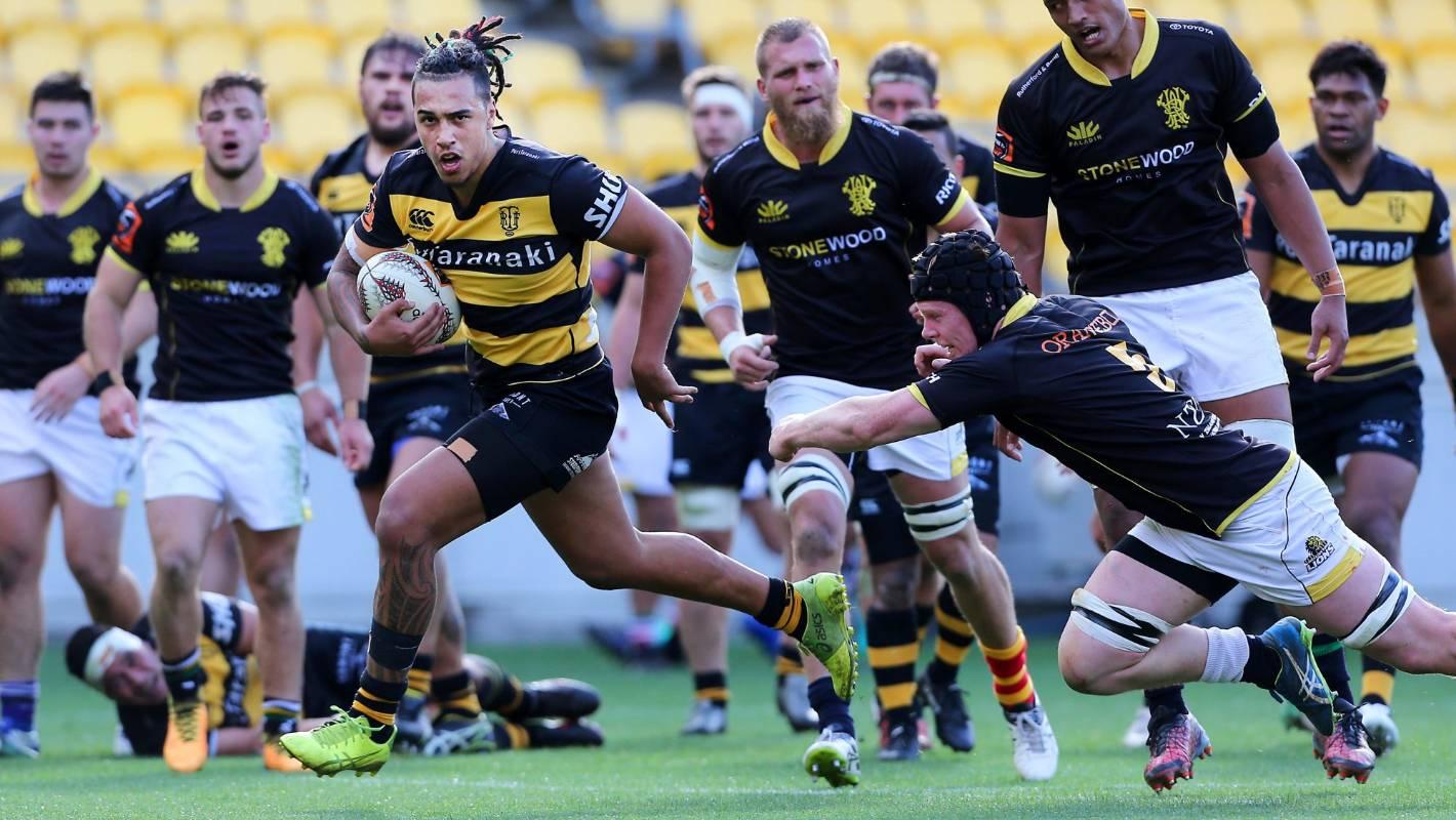 Prop takes over Taranaki captaincy for Eden Park clash