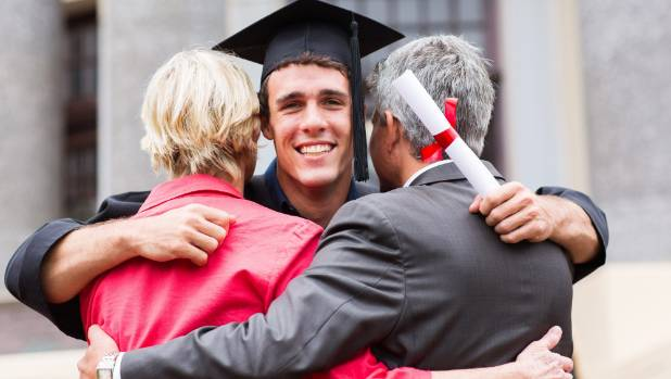 Parents are more involved than ever in helping their children choose a teritary course.