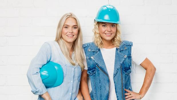 Auckland twins Julia and Ali Heaney were pushed to their limits on Three's reality show The Block NZ.