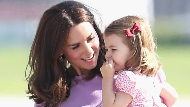 The Duchess who is less than 12-weeks pregnant will not be well enough to join the school run