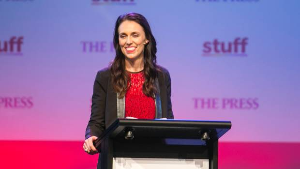 Specifics are not her strength, but Labour leader Jacinda Ardern is mining a mood for change.