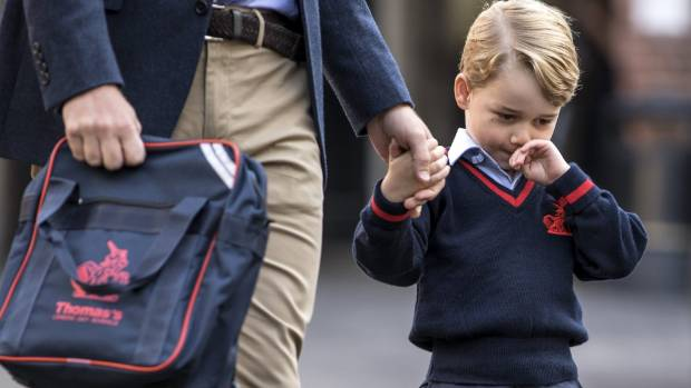 The four-year-old will be taught to broaden his mind with classes in 'understanding the world'.