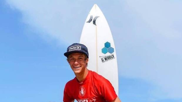 Pro surfer, 16, killed by Irma-generated wave off Barbados