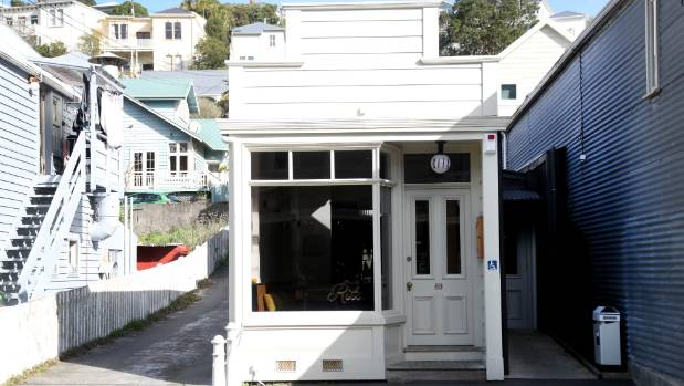 With just 28 seats, tiny new restaurant Rita holds two sittings for dinner a night.