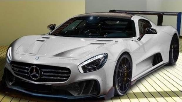 With more than 1000 horsepower and a top speed of more than 349kmh, Mercedes-Benz's AMG Project One will compete ...