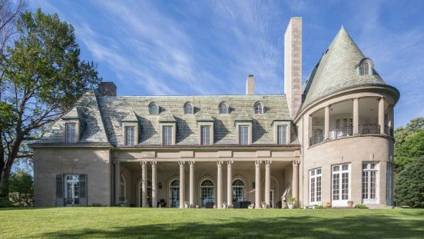 The House That Inspired The Great Gatsby Mansion Is For