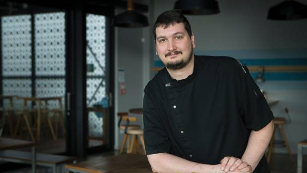 """Head chef Niels Naumann aims to delight customers with new experiences: """"We want to give people something that they ..."""