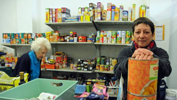 Lower Hutt Foodback co-ordinator Chloe Bridgeman hopes residents will be generous in supporting its annual appeal on ...