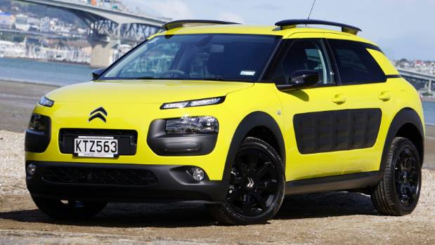 Latest Cactus is by no means the first left-of-centre SUV from France.