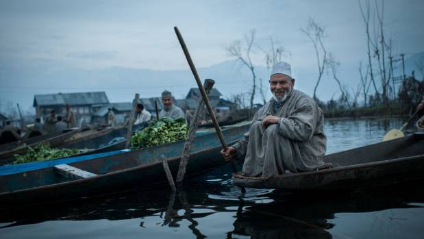 Dal Lake: Dal lakes early morning floating market starts in the small hours of the morning, well before the sun rises, ...