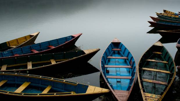 Pokhara: Pokhara and Phewa lake are very busy with both tourists and pilgrims. The movement across the lake is done by ...