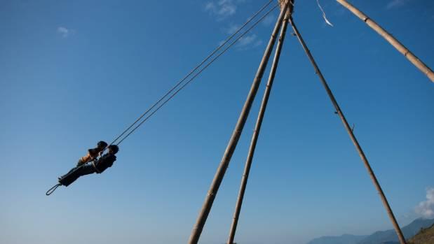 Sarangkot: Short of the Himalaya mountains themselves, Sarangkot hill provide the best sunrise view of the Annapurna ...