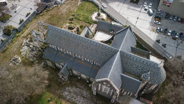 The synod voted to restore the building on Saturday.