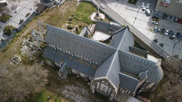 The Crown and Anglican Church have made progress on restoration of the Christ Church Cathedral just a week after the ...