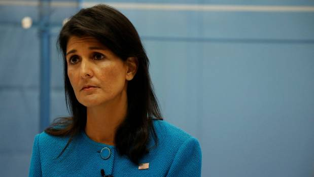 Haley: I turned down Trump's offer to be secretary of state