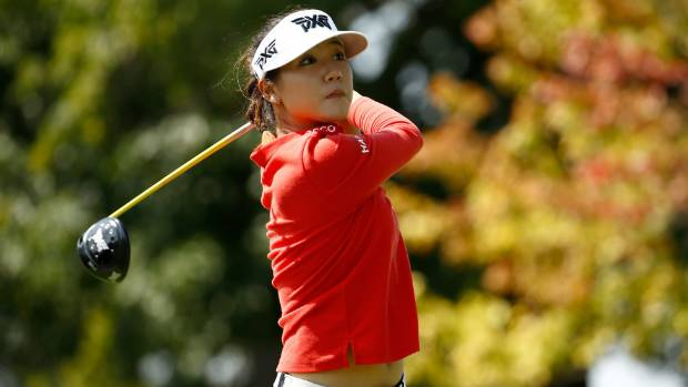 Lexi storms to first-round lead