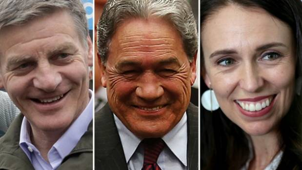 Wintson Peters looks set to decide between Bill English and Jacinda Ardern, but a small shift on election day could ...