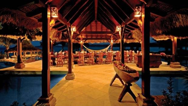 Necker Island can accommodate a total of 34 guests.