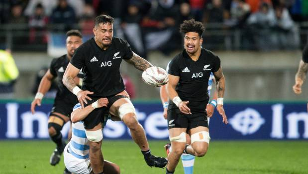 Blindside flanker Vaea Fifita produced the beast-like runs All Blacks coach Steve Hansen had suggested he was capable of.
