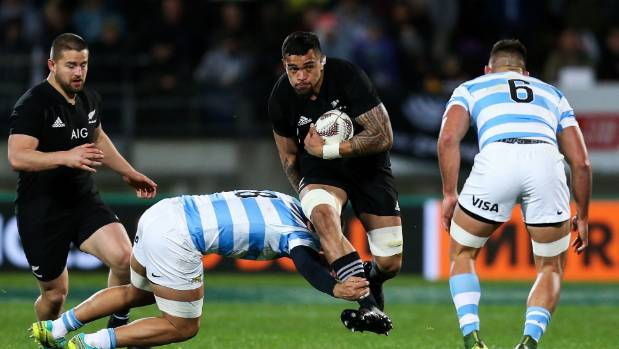 New Zealand beats Argentina in Rugby Championship