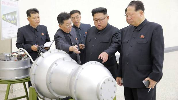 Kim Jong Un's North Korean announced it had put a nuclear weapon on a missile in early September, just days before ...