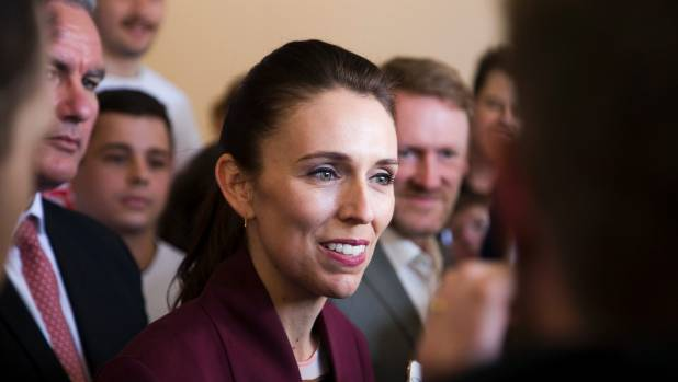 Labour leader Jacinda Ardern hasn't ruled out introducing a capital gains tax should the party win the general election.