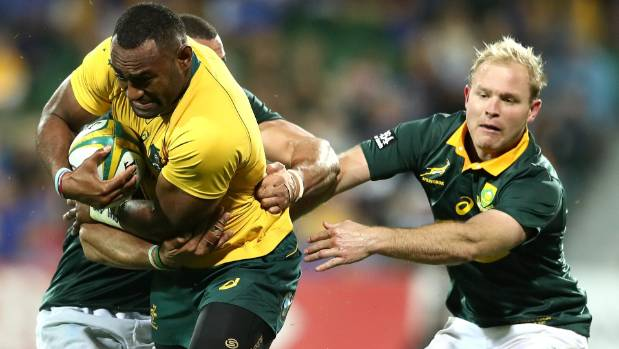 Boks, Wallabies draw in Perth