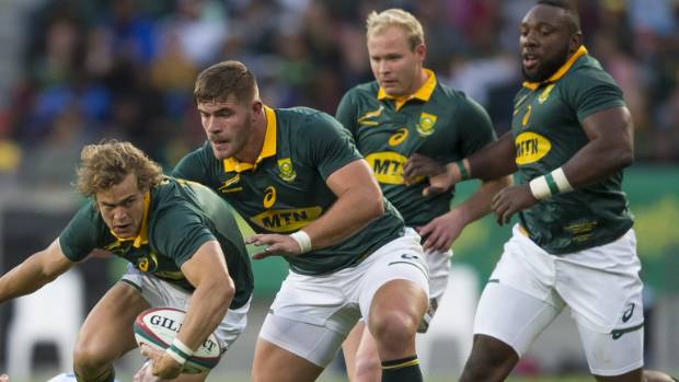 Backline utility Andries Coetzee and the Springboks have shown the value of force in numbers this season as they turn