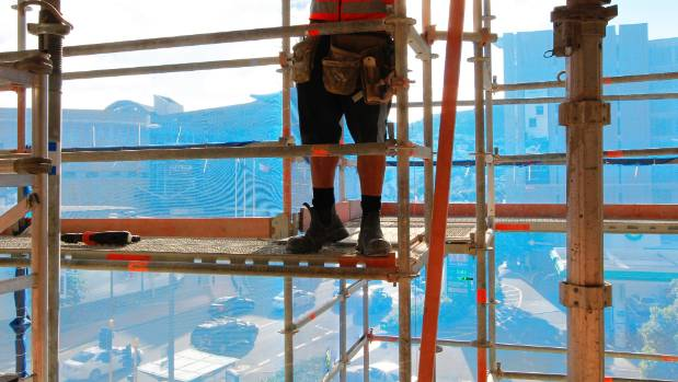 Scaffolding employees rehired after business went into liqudation