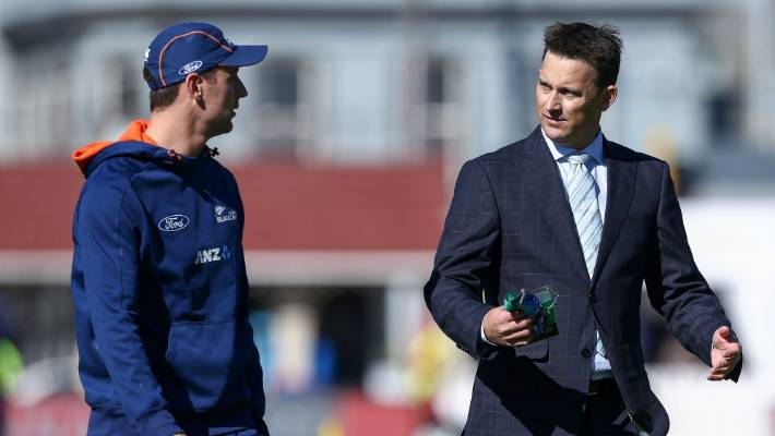 Shane Bond tight-lipped on England coaching role for Ashes
