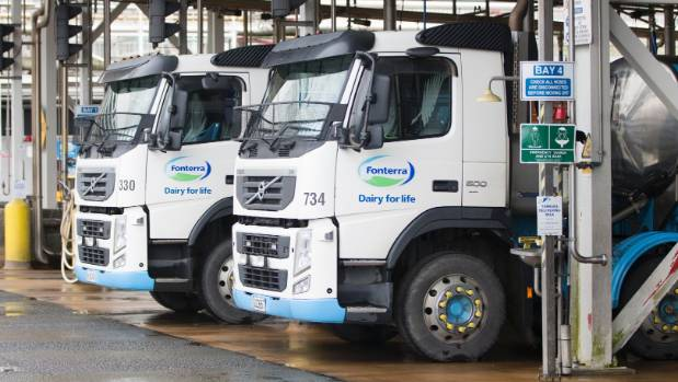 Companies like Fonterra may benefit from increased access to markets from trade agreements.