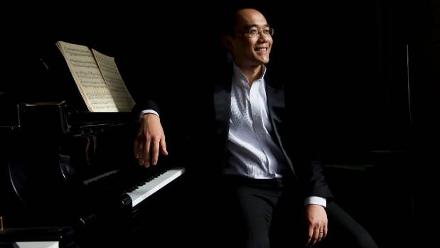 Jian Liu played Grieg's evergreen Piano Concerto in A minor with ideal simplicity.
